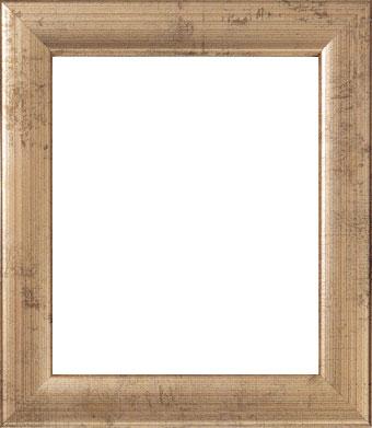 〔Permin〕 フレーム ライトゴールド  10x12cm