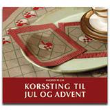 〔Klematis 59295〕 Korssting Til Jul Og Advent  (表・裏表紙に多少スレがありますことをご了承ください)