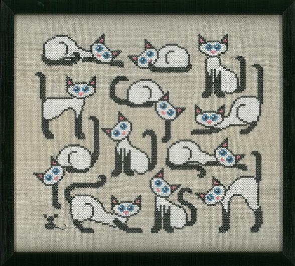 〔fru zippe〕 刺繍キット 70-0203