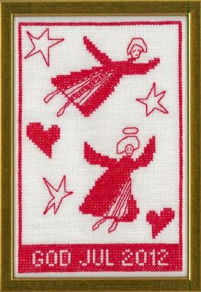 〔fru zippe〕 刺繍キット 70-0240