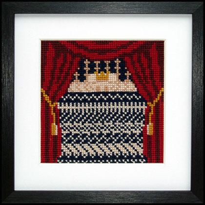 〔fru zippe〕 刺繍キット 70-0262