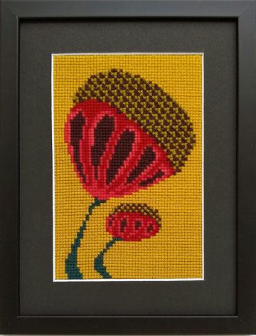 〔fru zippe〕 刺繍キット 70-0470