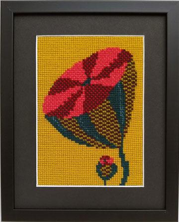 〔fru zippe〕 刺繍キット 70-0471