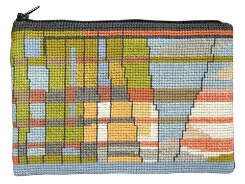 〔fru zippe〕 刺繍キット 71-0431 <8月のおすすめキット>
