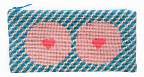 〔fru zippe〕 刺繍キット 71-0491