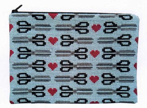 〔fru zippe〕 刺繍キット 71-0494