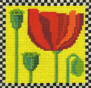 〔fru zippe〕 刺繍キット 74-0112