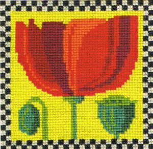 〔fru zippe〕 刺繍キット 74-0113
