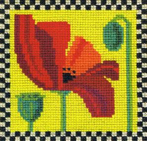 〔fru zippe〕 刺繍キット 74-0114