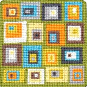〔fru zippe〕 刺繍キット 74-0135