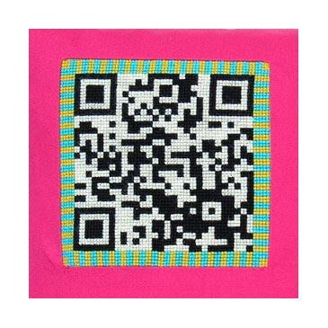 〔fru zippe〕 刺繍キット 74-0165 【即日発送可】