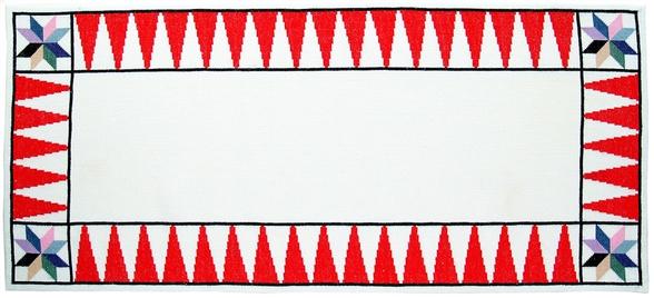 〔fru zippe〕 刺繍キット 77-0302