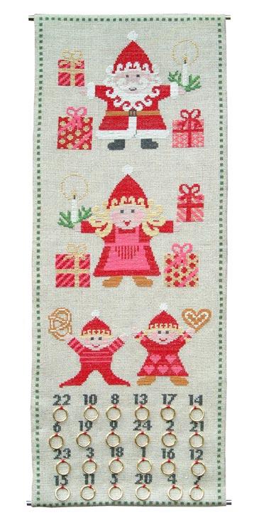〔fru zippe〕 刺繍キット 78-0152