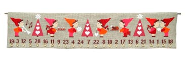 〔fru zippe〕 刺繍キット 78-0154