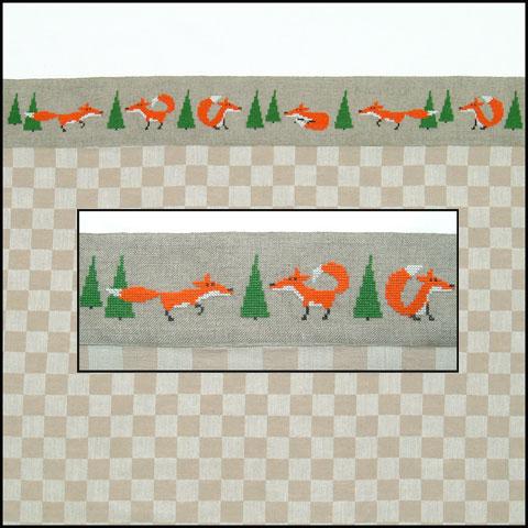 〔fru zippe〕 刺繍キット 79-0433 <12月のおすすめキット>