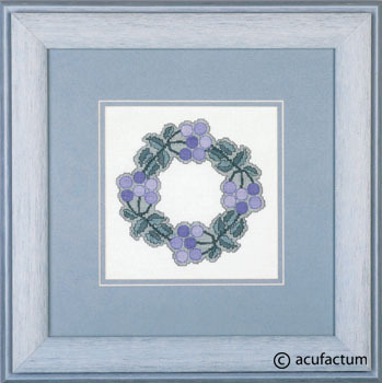〔Acufactum〕 刺繍キット A-2315