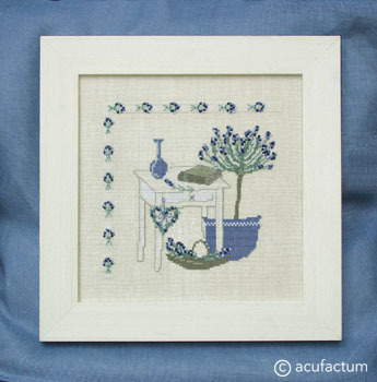 〔Acufactum〕 刺繍キット A-2432