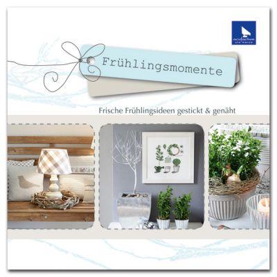 〔Acufactum〕 図案集 A-4018 Frühlingsmomente