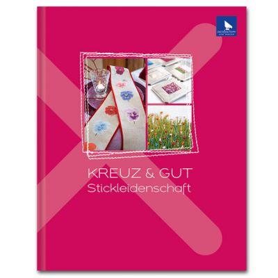 〔Acufactum〕 図案集 A-4024 KREUZ & GUT