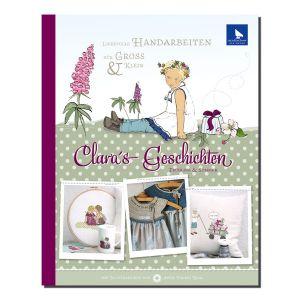 〔Acufactum〕 図案集 A-4031 Claras Geschichten