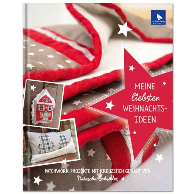 **〔Acufactum〕 図案集 A-4036 Meine liebsten Weihnachtsideen