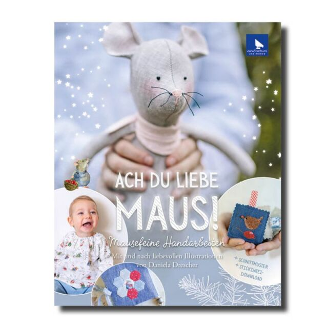 〔Acufactum〕Book A-4043 Ach du liebe Maus