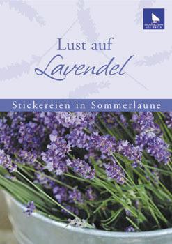 〔Acufactum〕 図案集 A-4075 Lust auf Lavendel