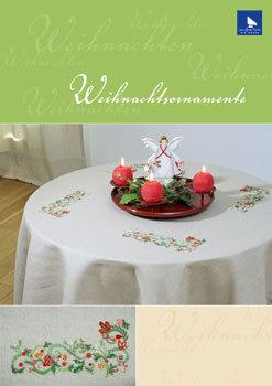 〔Acufactum〕 図案 A-82125 Weihnachtsornamente:**