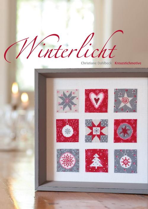 〔Fingerhut〕 図案集 B-113 Winterlicht