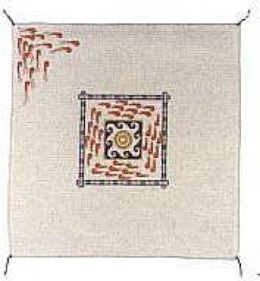 〔Bahmann〕 刺繍キット B15-9043