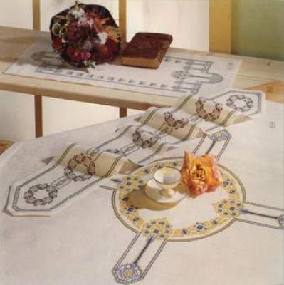 〔Bahmann〕 刺繍キット B16-9012