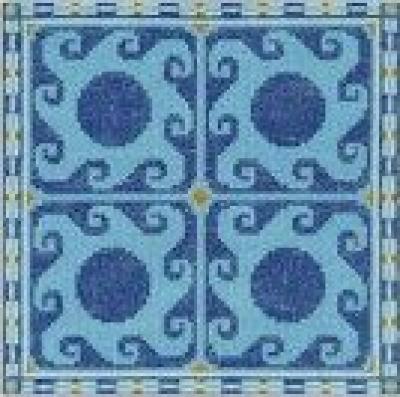 〔Bahmann〕 刺繍キット B17-9045