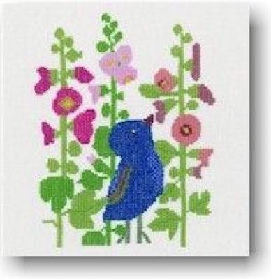 〔Bahmann〕 刺繍キット B30-0016 <7月のおすすめキット>