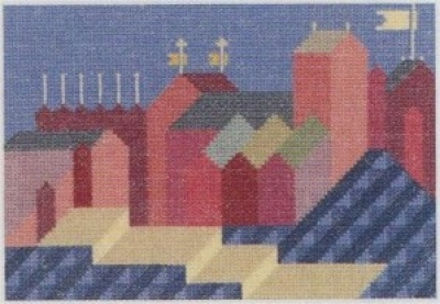 〔Bahmann〕 刺繍キット B30-9017