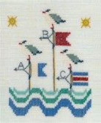 〔Bahmann〕 刺繍キット B30-9061