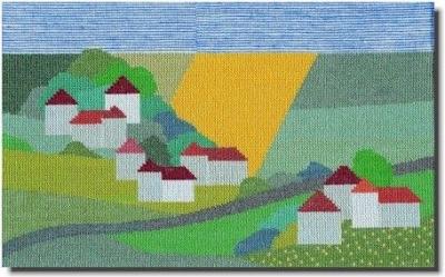 〔Bahmann〕 刺繍キット B30-9068