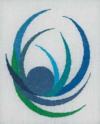 〔Bahmann〕 刺繍キット B30-9070