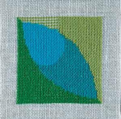 〔Bahmann〕 刺繍キット B30-9074