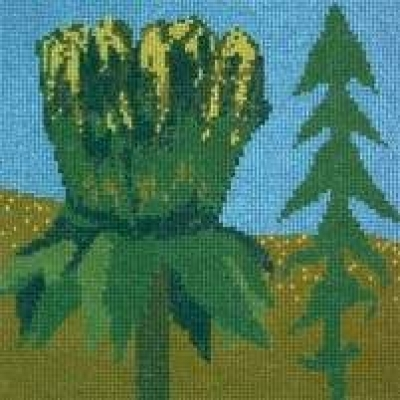 〔Bahmann〕 刺繍キット B30-9102