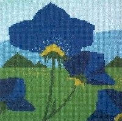 〔Bahmann〕 刺繍キット B30-9103