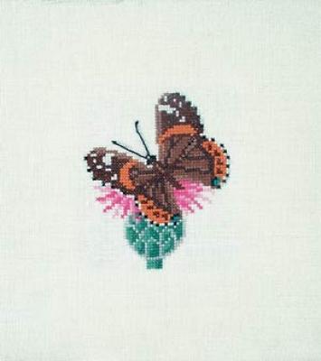 〔Bahmann〕 刺繍キット B30-9154