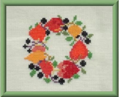 〔Bahmann〕 刺繍キット B30-9165