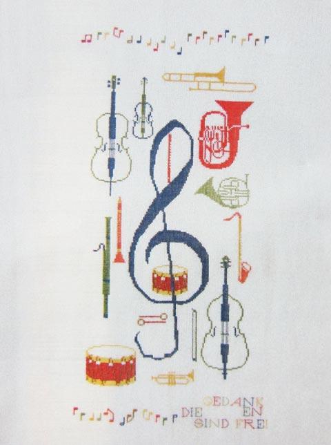 〔Bahmann〕 刺繍キット B30-9168