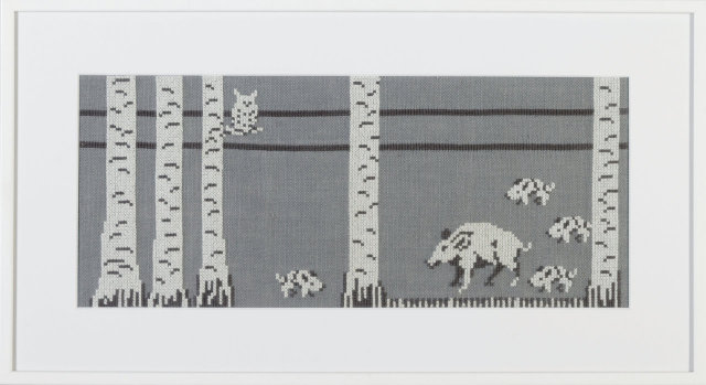 〔Bahmann〕 刺繍キット B30-9178