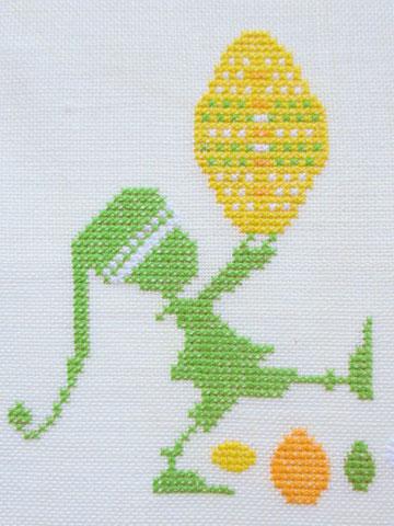 〔Bahmann〕 刺繍キット B30-9264 <2月のおすすめキット>