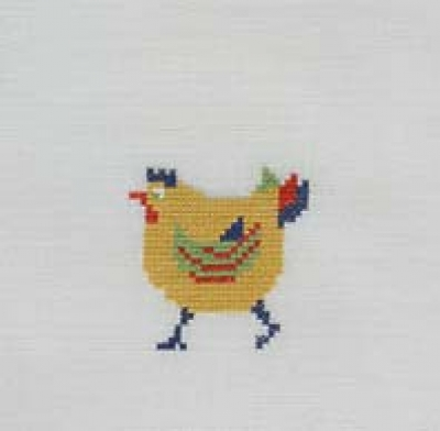 〔Bahmann〕 刺繍キット B31-9132