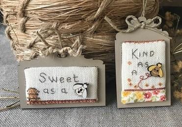 **〔The Bee Company〕 図案セット ET2B