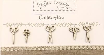 **〔The Bee Company〕 ウッドボタン  TB13CC