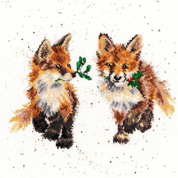 〔Bothy Threads〕 刺繍キット XHD18