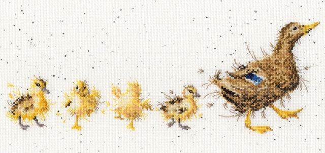 〔Bothy Threads〕 刺繍キット XHD81